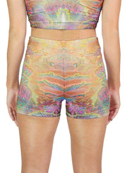 Urban Fungus Active Shorts
