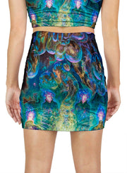 Theory of Droplet Dimensions Mini Skirt