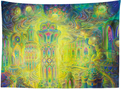 Halls of Creation Tapestry