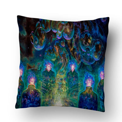 Theory of Droplet Dimensions Pillow