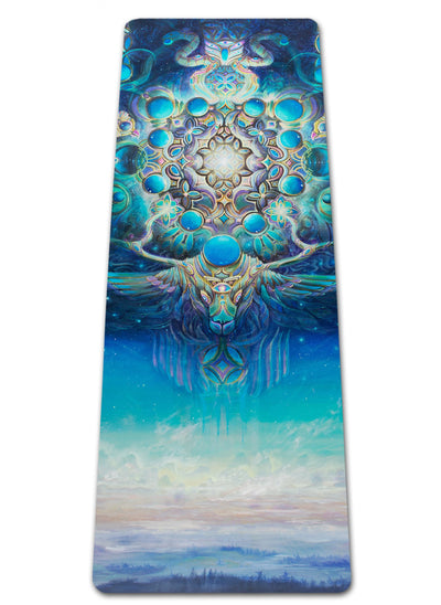 Gateway to the North Star Yoga Mat
