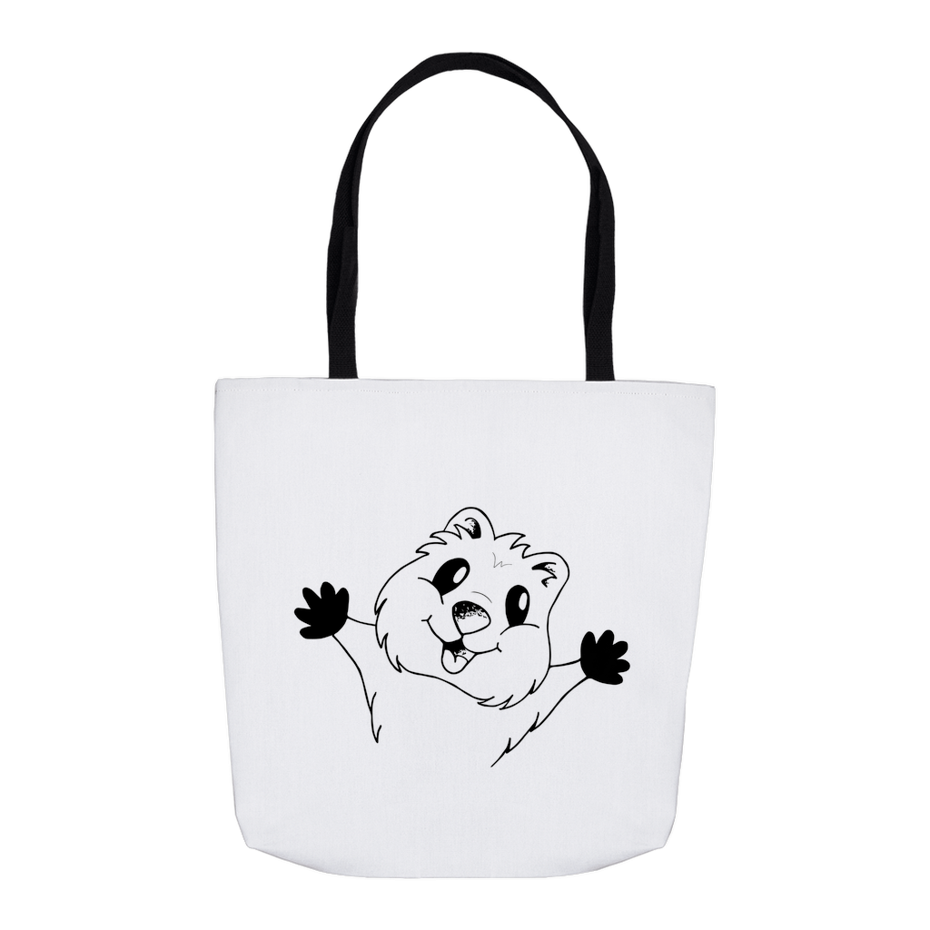 Quokka Hug Tote Bag - for USA & Canada Only