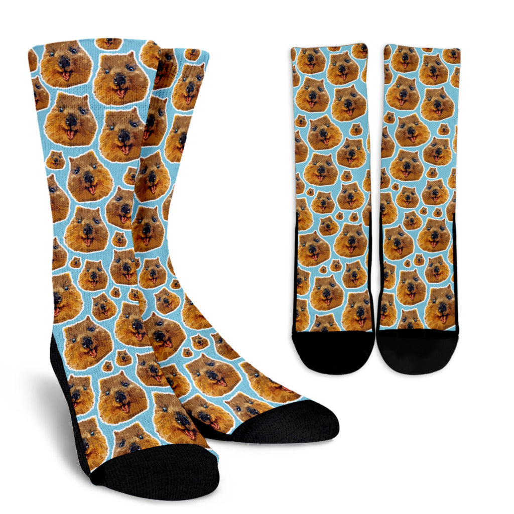Quokka Socks - Happy Smiles