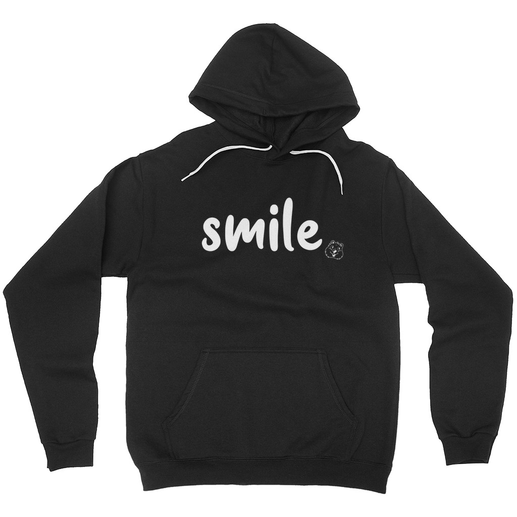 Quokka Smile Hoodie - Fitted (unisex)