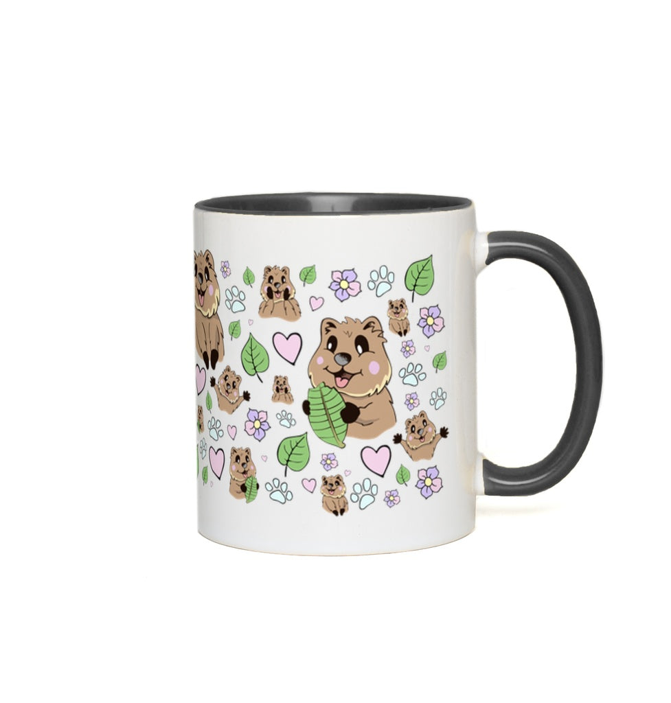 Colorful Quokka Smile Mug