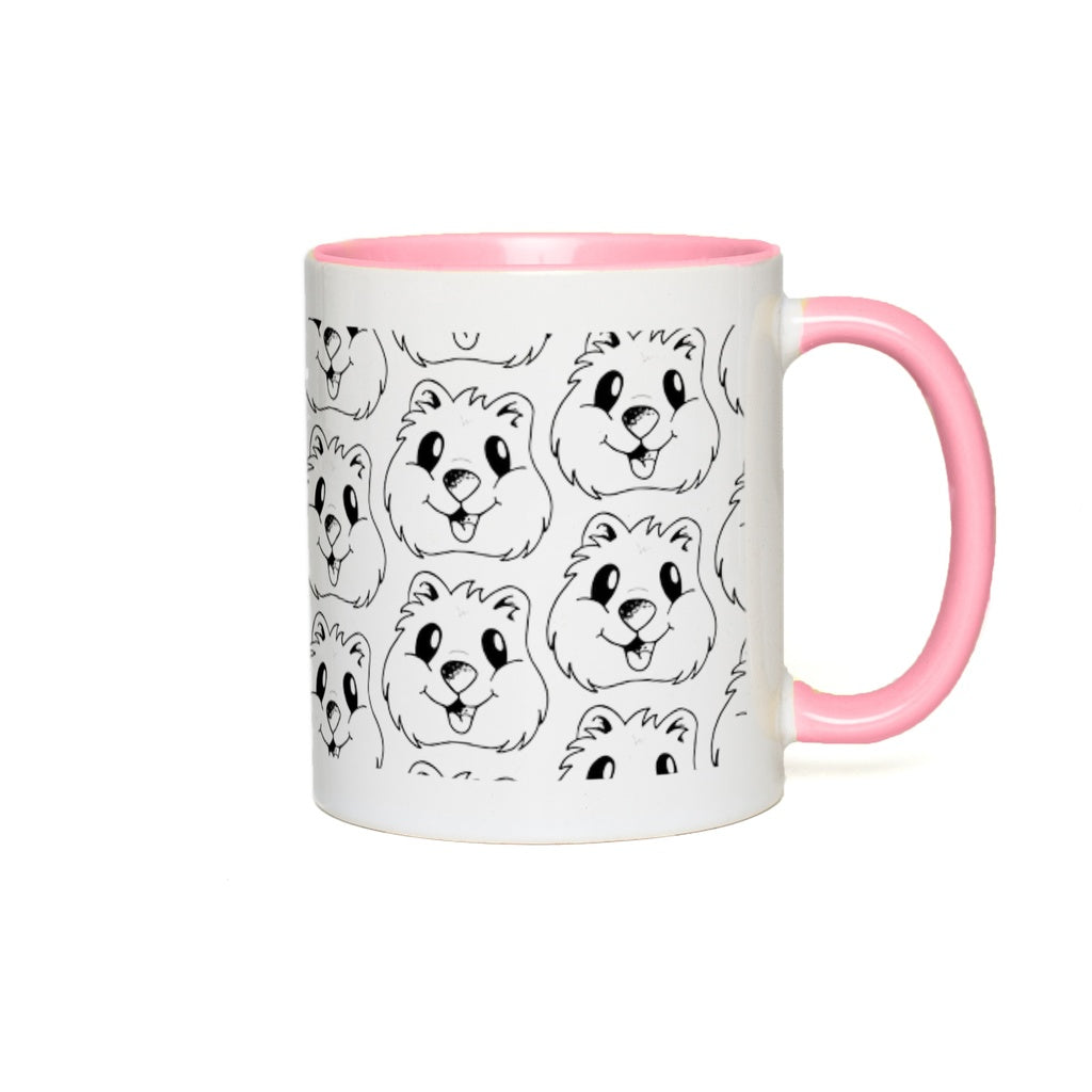 Colorful Quokka Smile Mug 2020