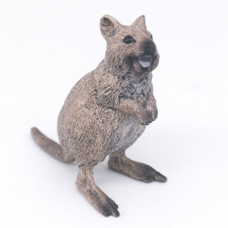 Quokka Toy Figure - Model Plastic