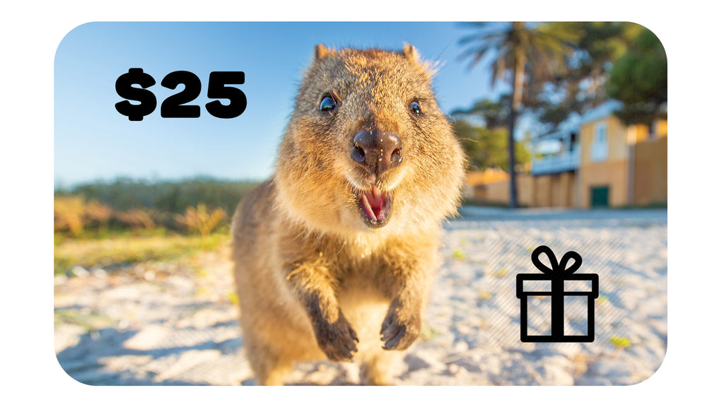 Gift Cards - Quokka Shop