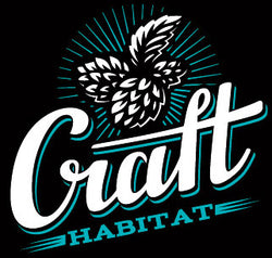 Craft Habitat Beer T Shirts