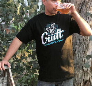 Craft Habitat Beer T-Shirts