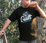 Craft Habitat Mens T-Shirt