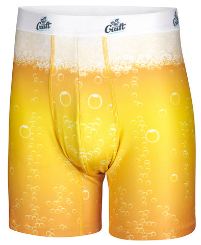 Beer Bubbles Mens Underwear
