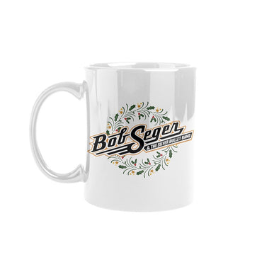 Bob Seger Holiday Logo Coffee Mug