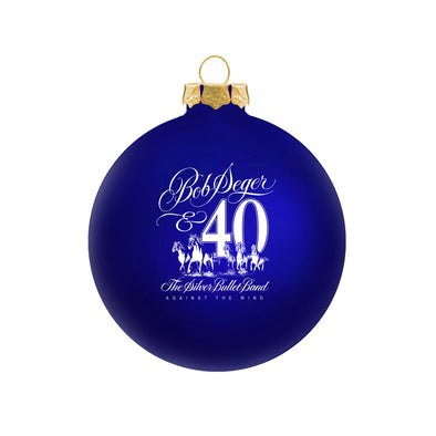 Against the Wind 40th Anniversary Ornament