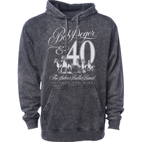 Against The Wind 40th Anniversary Pullover Hoodie