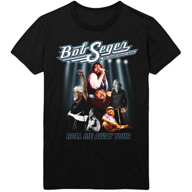 Seger Through The Years 2018/2019 Tour Tee