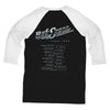 Motorcycle Eagle Raglan Tour Tee