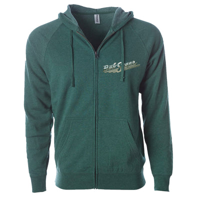 Night Moves Eagle Zip Hoodie