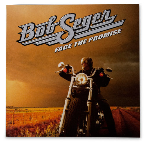Face The Promise CD-Bob Seger