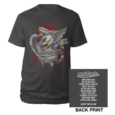 Ride Out Tour Shirt-Bob Seger