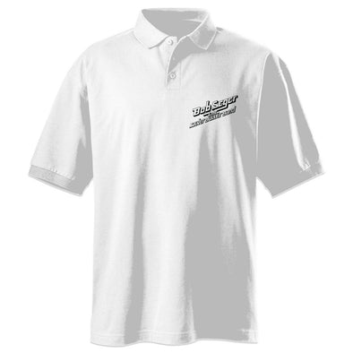 Bob Seger & The Silver Bullet Band Polo Shirt-Bob Seger
