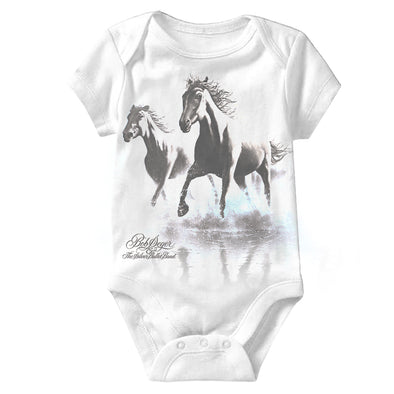 Classic Against the Wind Onesie-Bob Seger