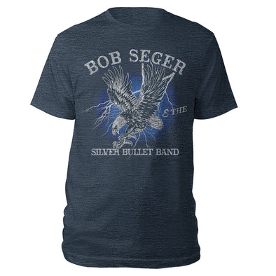 Screaming Eagle Tee-Bob Seger