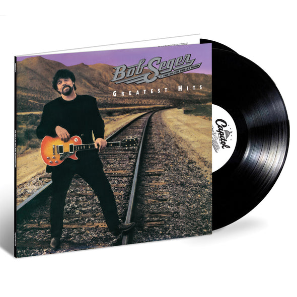 Greatest Hits Black 2 LP Vinyl 150 gram-Bob Seger
