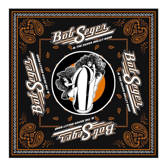 Girls on the Bullet Bandana-Bob Seger