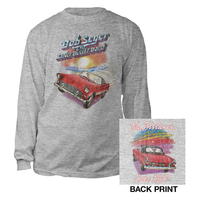 The Distance Long Sleeve-Bob Seger