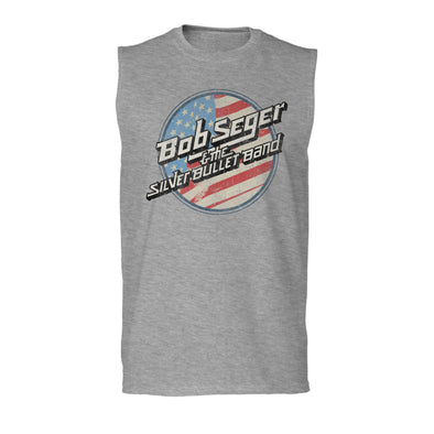 Bob Seger & The Silver Bullet Band Sleeveless Tee