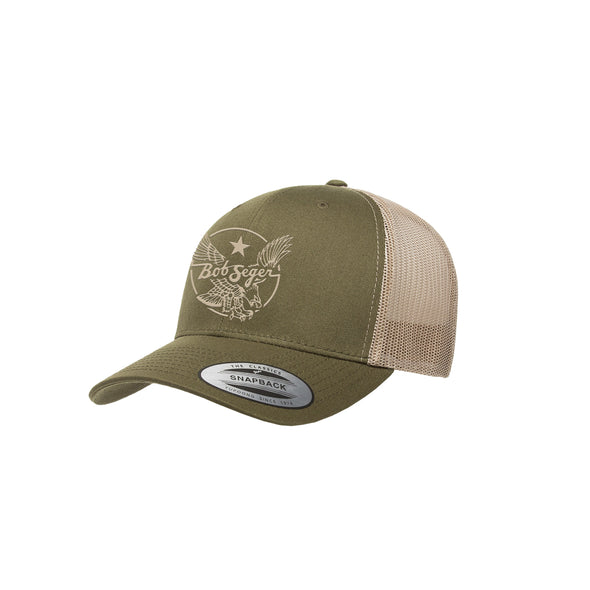 Star Eagle Trucker Hat
