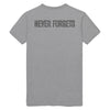 Rock And Roll Never Forgets Lyric Tee