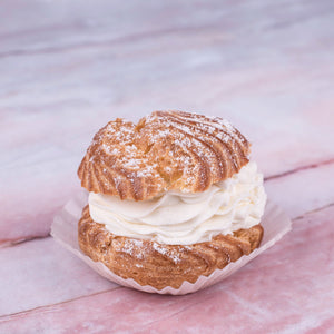 Big Cream Puff