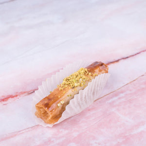 Roll Baklava with Pistachio on Top