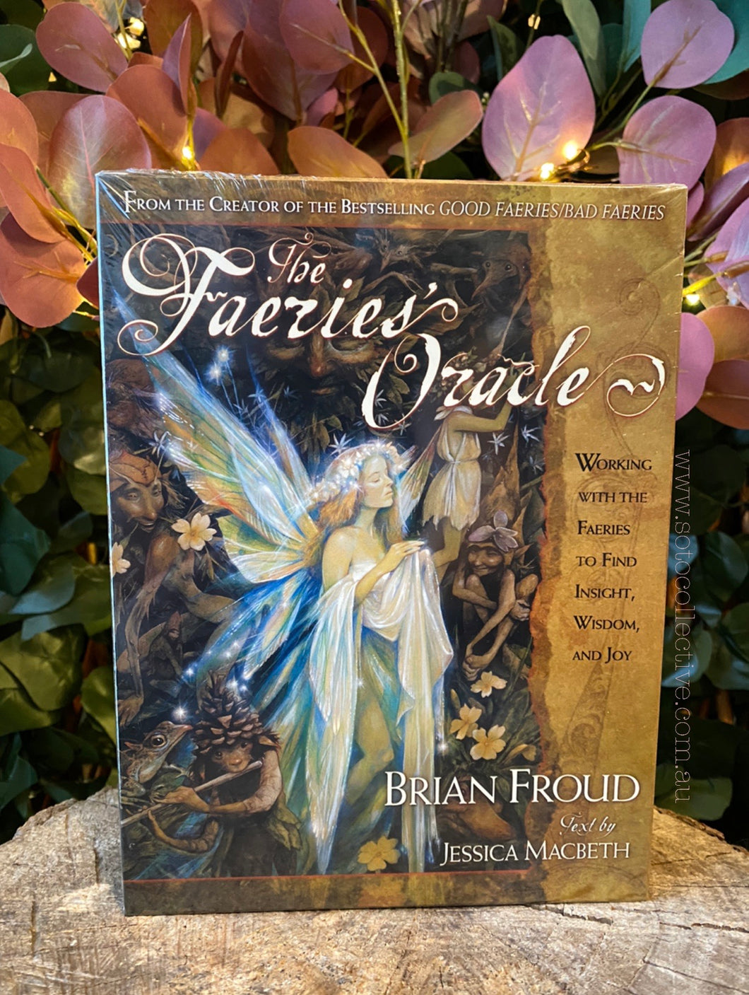 The Faeries - Oracle Card Deck