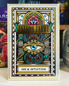 Tattoo Tarot - Ink and Intuition Oracle cards