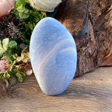 Load image into Gallery viewer, Blue Calcite Polished Form