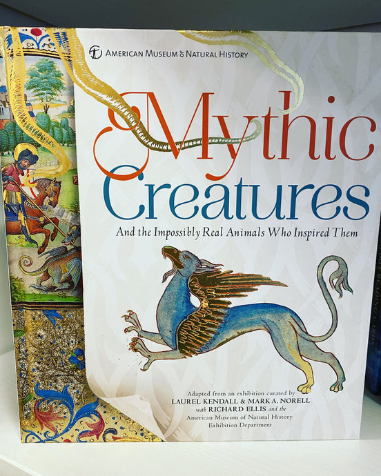 Mythic Creatures - and the impossibly real animals who inspired them!