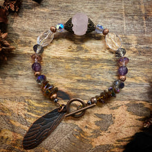 Load image into Gallery viewer, Faery Orb Crystal Bracelet