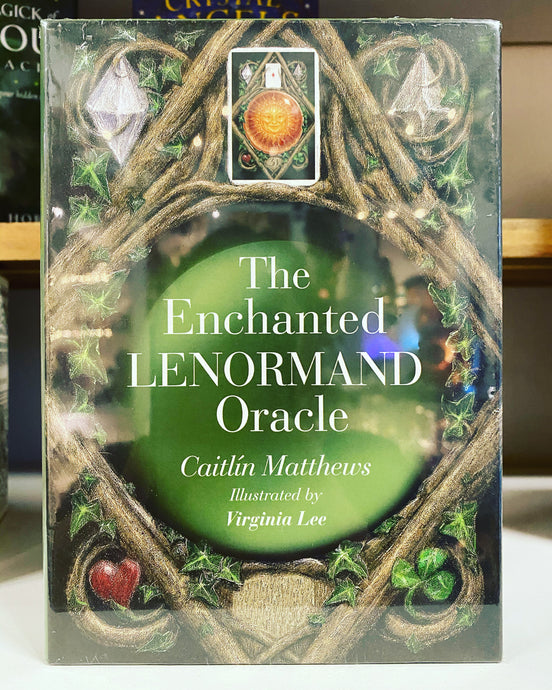 The Enchanted Lenormand Oracle - card deck