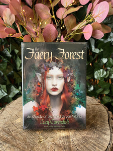 The Faery Forest - oracle cards