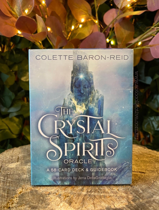 The Crystal Spirits - Oracle cards