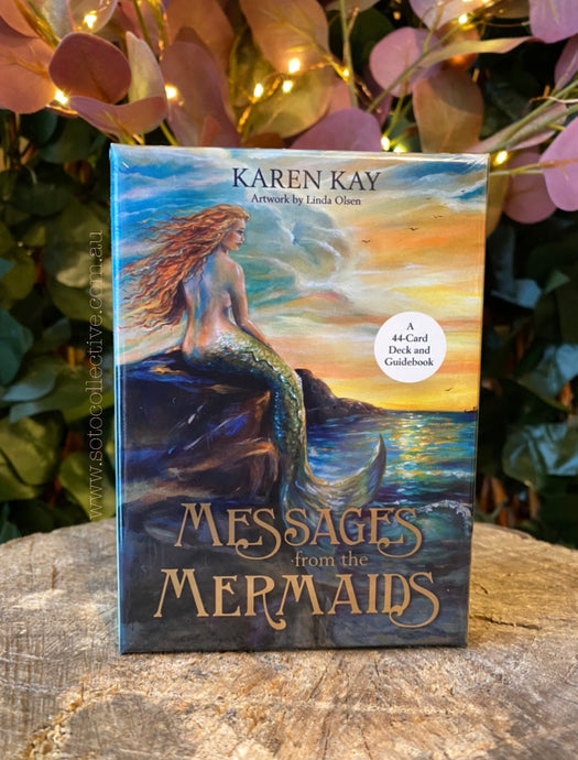 Messages from the Mermaids - Oracle card deck