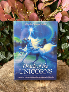 Oracle of the Unicorns - oracle cards