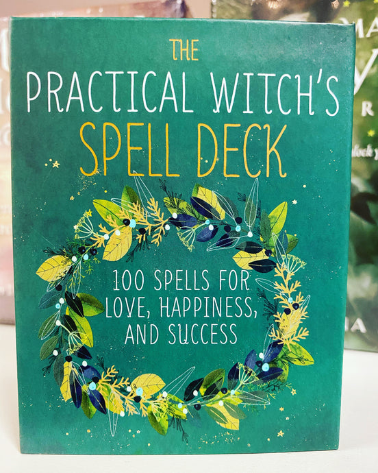 Practical Witches Spell Deck