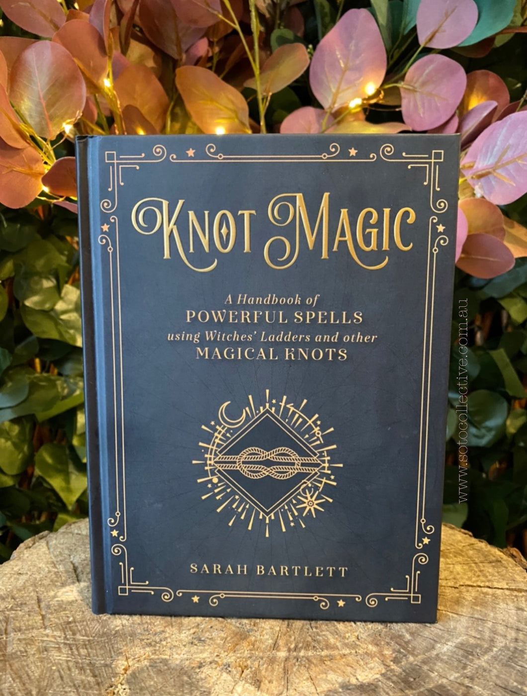 Knot Magic - A handbook of spells using witches ladders and other magical knots