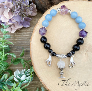 The Mystic - Crystal Bead bracelet