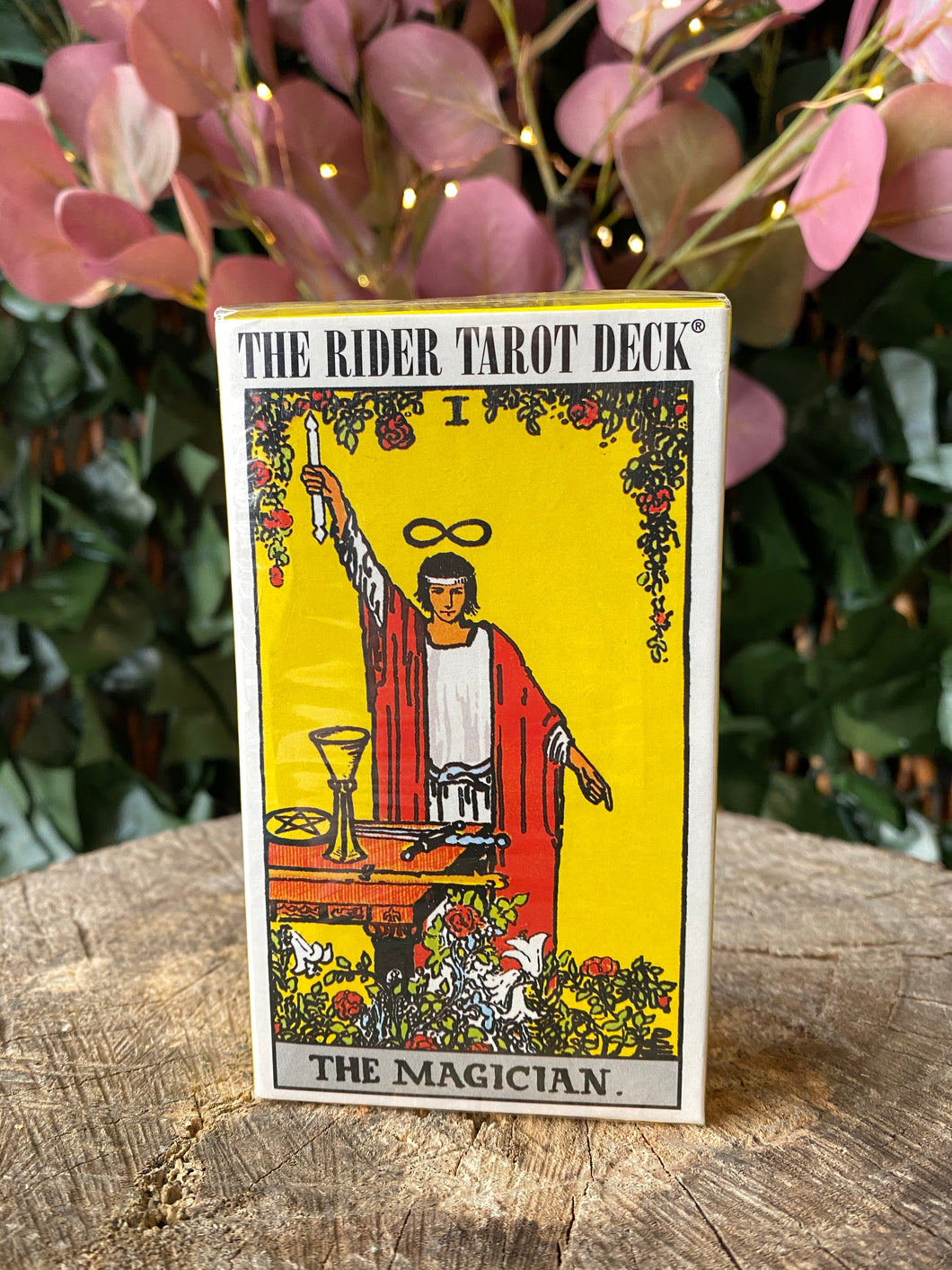 The Rider Waite - Standard Tarot deck
