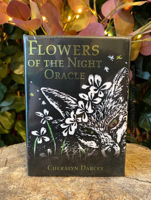 Flowers of the Night - Oracle Cards